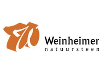 Logo Weinheimer natuursteen