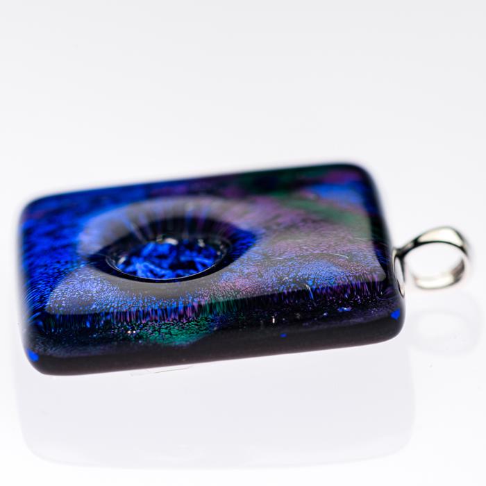 zij-aanzicht blauw-aqua ashanger